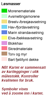 kart over fylkene i norge